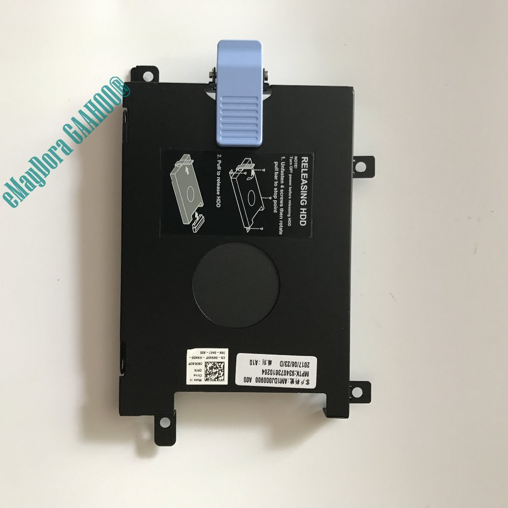 New laptop parts for DELL PRECISION M7710 M7720 Hard font b disk b font drive bracket