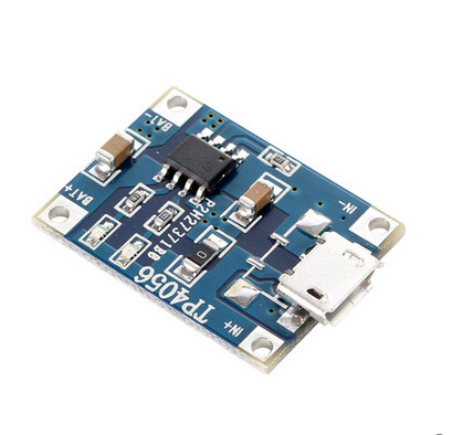 1pcs TP4056 1A Lithium Battery Charging Board Charger ModuleDIY MICRO USB Port for electronic kit