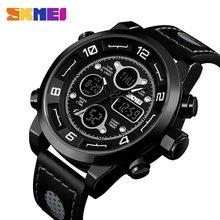 цена SKMEI Top Brand Fashion Watch 30m Waterproof Multifunction LED Digital Watch Casual Wrist Watch Models Relogio Watches онлайн в 2017 году