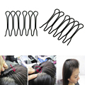 20Pcs Disk Hair Clip Braiding Tools Beauty Hairdressing Accessories Girls' Hair Pins Barrette Hairpin Styling Disk Hair Clips