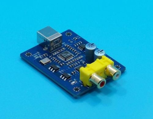SA9227+PCM5102A 32BIT/384KHZ Asynchronous USB DAC/HIFI Sound Card Decoder Board musiland 01us mark2 usb hifi external sound card hardware decoding dsd support 32bit 384khz
