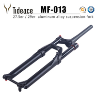 Tapered 27.5er/29er mountain bike cross country alloy mtb suspension fork disc brake bicycle suspension fork for carbon bicycle