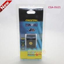 CGA-DU21 CGADU21 Camera replacement battery for Panasonic NV GS500 GS28 GS328 GS320 GS250 GS258 GS300 GS308 SDR H28 H250 H280