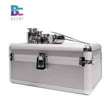 BECBI 1 mg 200g Gewicht M1 Kalibrierung Gewicht Set Edelstahl Chrom Überzug Gewichte Set Präzision Gramm Skala calibracion Peso