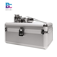 Becbi 1 mg 200g 무게 m1 교정 무게 세트 스테인레스 스틸 크롬 도금 무게 세트 정밀 그램 스케일 캘리브레이션 페소