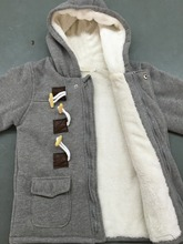 Toddler Baby Boys Winter Warm Coat