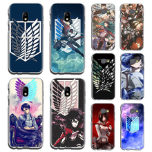 Buy attack on titan phone case samsung and get free shipping