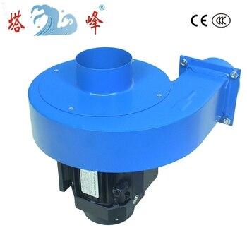 вентилятор воздуховода | 0,55 кВт высокое давление Высокая термостойкость вентиляционный воздуховод вентилятор с переменным частотным приводом переменного тока