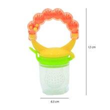 Fresh Food Nibbler Baby Pacifiers Feeder