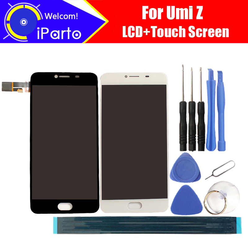 5.5 inch UMI Z LCD Display+Touch Screen 100% Original Tested Digitizer Glass Panel Replacement For UMIDIGI Z 1920x1080+Tools5.5 inch UMI Z LCD Display+Touch Screen 100% Original Tested Digitizer Glass Panel Replacement For UMIDIGI Z 1920x1080+Tools