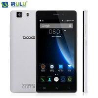 Original Doogee MTK6735 X5 Pro 5 Polegada HD 1280x720 IPS 4G LTE Móvel Android 5.1 Telefone Celular Quad Core 2 GB RAM 16 GB ROM 8MP Hot