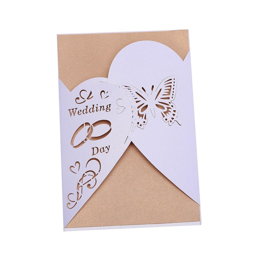 0c1f0549de Eleva Ice fehér színes esküvő napja pillangó dekoráció esküvői ...