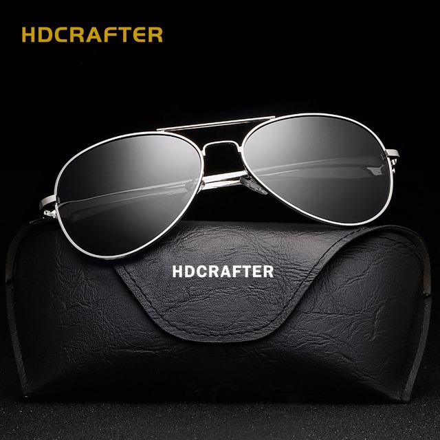 Men Google Driving Brand In From Man Pilot Car Protection Eyewear Cr39 Fashion E912 2017 Sunglasses Vintage Hdcrafter New Uv400 Designer D9IYEH2ebW