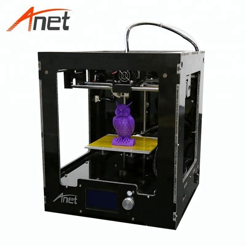 Anet A3S haute résolution imprimante 3d à vendre entièrement assemblé métal 3d imprimante Machine grande taille 150*150*150mm Impressora 3d