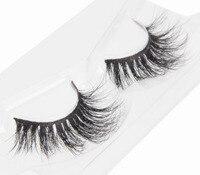 BEAUTY7 10Pairs Strip Lashes Volume Lashes Makeup False Eyelash 3D Mink Eyelash Handmade Natural Long Lasting Eyelash Extensions