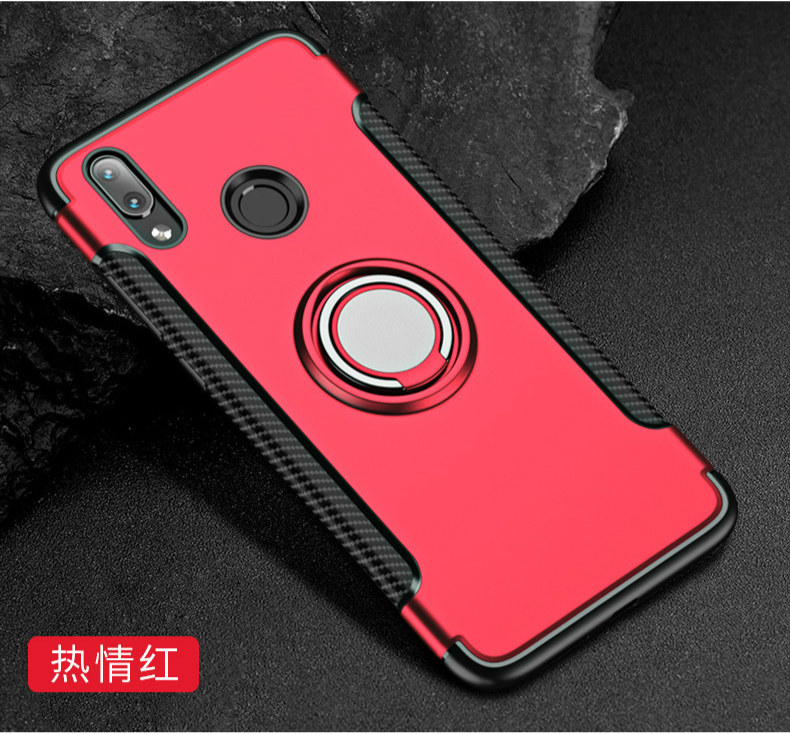 for Huawei P20 Lite Case Armor Rubber Silicone Phone For nova3 Shell Cover