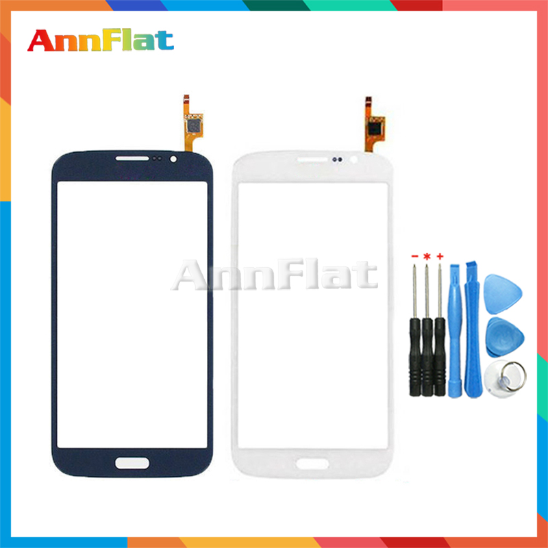 5.8 For Samsung Galaxy Mega 5.8 i9150 GT-i9150 GT-i9152 i9152 Touch Screen Digitizer Front Glass Lens Sensor Panel + Tool