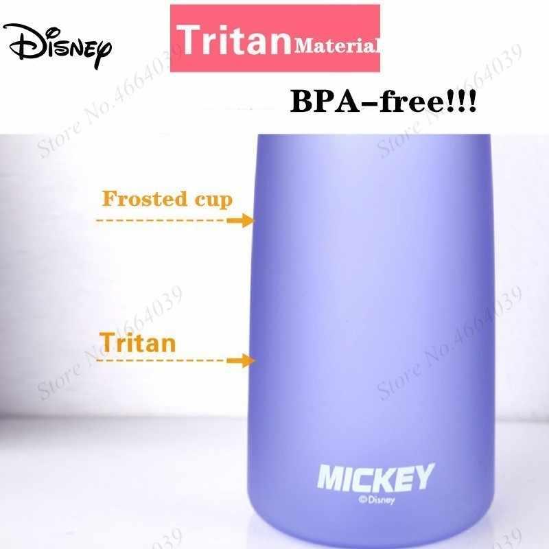 500 мл Дисней Сиппи чашка для кормления ребенка вода напиток Герметичная Бутылка с соломинкой ребенок обучения питьевой открытый желтый спорт бутылка