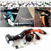 7 8 Adjustable Motorcycle Handle Bar Grips Motorbike Brake Clutch Levers Protector Guard For Yamaha R1