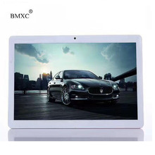 BMXC 10.1 pulgadas 3G 4G LTE Octa Core tablets Android 7.0 Dual SIM Phone Call wifi Bluetooth GPS FM 2 GB 32 GB 1280*800 HD Tablet PC