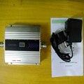 Pantalla LCD! mini teléfono celular GSM 900 mhz amplificador de señal GSM repetidor de la señal, amplificador de señal móvil con adaptador de corriente 1 unids/lote