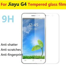 2.5D 9H Tempered Glass For Jiayu G4 Screen Protector Toughened protective film For Jiayu G4 G4S G4C