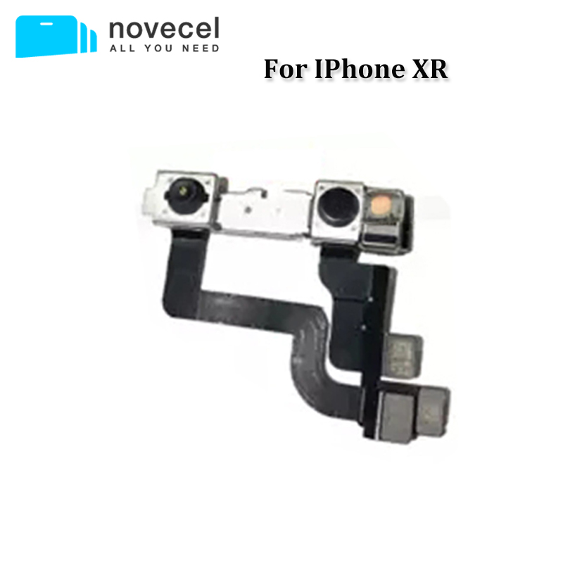 Novecel Quality Front Camera Module with Flex Cable for iPhone XRNovecel Quality Front Camera Module with Flex Cable for iPhone XR