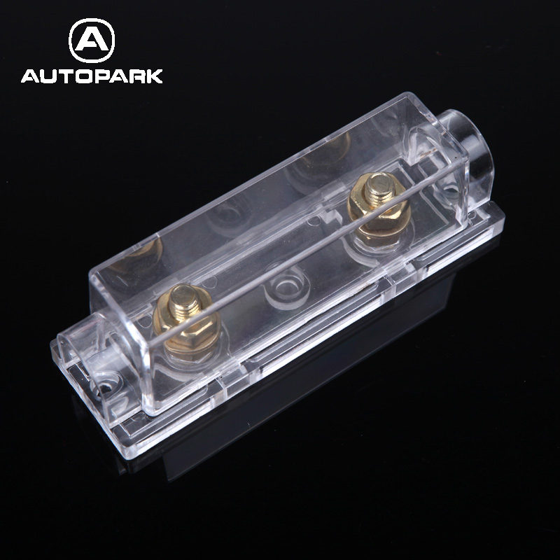 online get cheap inline fuse block aliexpress com alibaba group high quality new anl fuse box fuse holder distribution fuseholder fuse holder blade inline 0 4 8 gauge positive 300 amp