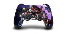 1pc PS4 Skin Sticker Decal For Sony PS4 Playstation 4 for Dualshouck 4 Game PS4 Controller Skin Stickers стоимость