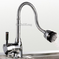 E Pak Kitchen Sink Torneira Cozinha Hot And Cold Mixer All Around Rotate Swivel 2 Function