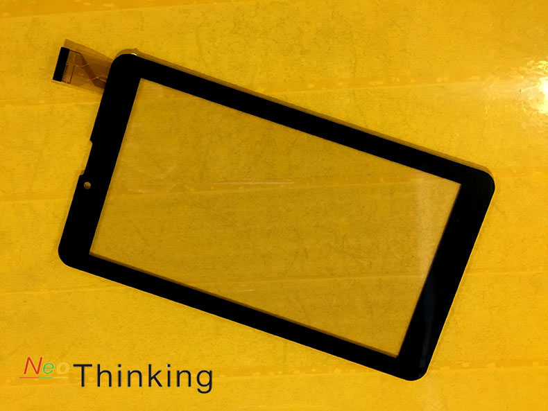 NeoThinking 7inch irbis tz51 tz55 3g outer touch screen capacitive screen flat-panel touch screen 30-pin