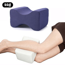 Knee Leg Pillow Orthopedic Slow Rebound Memory Foam Side Sleeping Clip Pregnant Women Pad Support Cushion