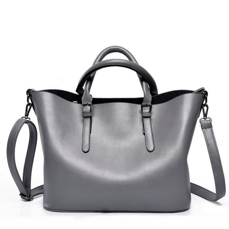 Bolso Mujer Negro 2017 Fashion Hobos Women Bag Ladies Brand Leather Handbags Casual Tote Bag Big Shoulder Bags For Woman feral cat ladies hand bags pvc crossbody bags for women single trapeze shoulder bag dames tassen handbag bolso mujer handtassen