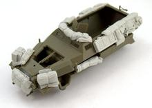 1:35 Resin Figure Model Kit Unassambled  Unpainted //B146(NO CAR)