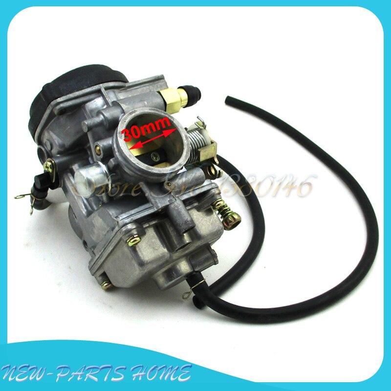 Aprendido 250cc Carburador Atv Ajuste Roketa Jianshe Js250 Baja Wd250-u Rastro Jetmoto Tanque DesempeñO Confiable