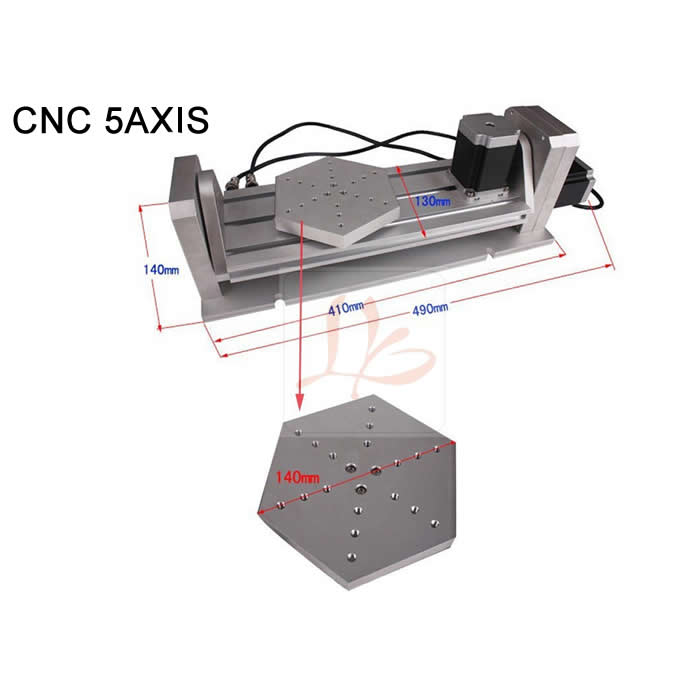 cnc milling machine part CNC 5 axis ( A aixs, Rotary axis ) plate type disc type for pillar cnc hot sell cnc part rotary axis for cnc