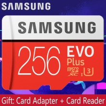 hot deal buy samsung evo micro sd card memory card 128gb 32gb 64gb 256gb microsd flash tf cards max 100m/s class 10 for tablet free shiping