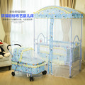 baby cradle crib size bed with bed nets can lengthen a small bed sleeping basket cart