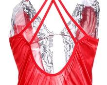 Lingerie Nightgown Babydoll Sleepwear Lace Pajamas