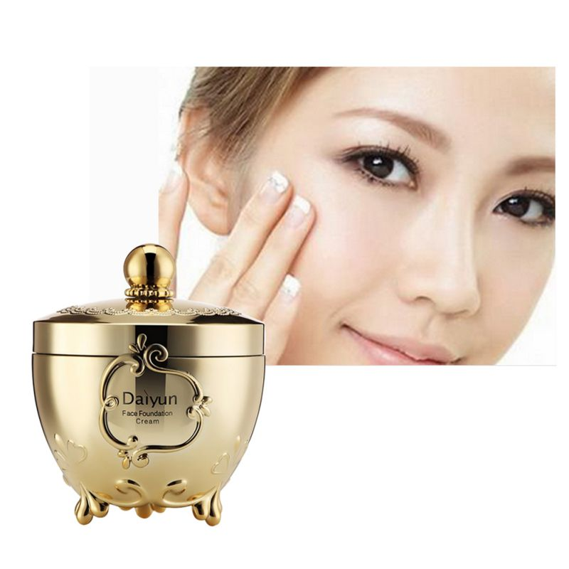 Women Face Primer Concealer Cream Foundation Base Makeup Base Hide Blemish Dark Circle Face Eye Foundation