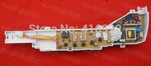 Free shipping 100% tested for haier washing machine xqb50-7288 , xqb60-7288a , xqs55-728 computer motherboard on sale free shipping 100% tested refrigerator pc board motherboard for original haier bcd 188gzk 00664000232 on sale