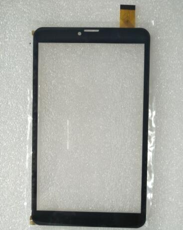 New For 8 inch Tesla Atom 8.0 3G Tablet Touch Screen Touch Panel digitizer glass Sensor Replacement Free Shipping original new 8 inch bq 8004g tablet touch screen digitizer glass touch panel sensor replacement free shipping