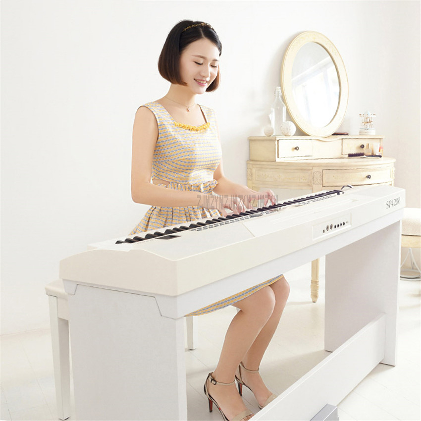 SP-400 Professional Adult Electronical Piano 88-Key Heavy Hammer Keyboard Electric Piano For Beginner Electronic Organ