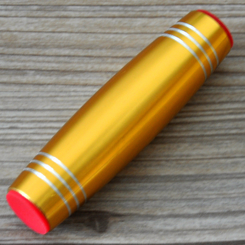 Metal Roller Desktop Toy Flip Stick Spinner Hand Tumbling Stress Relief Novelty Toy  Christmas Gift For Children