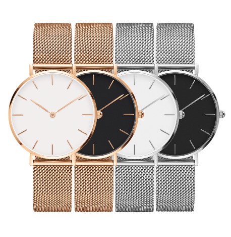 Fashion Luxury Brand Watch Classic Women's Petite 32mm Stainless Steel Quartz Watch Ladies Dress Watch Watches