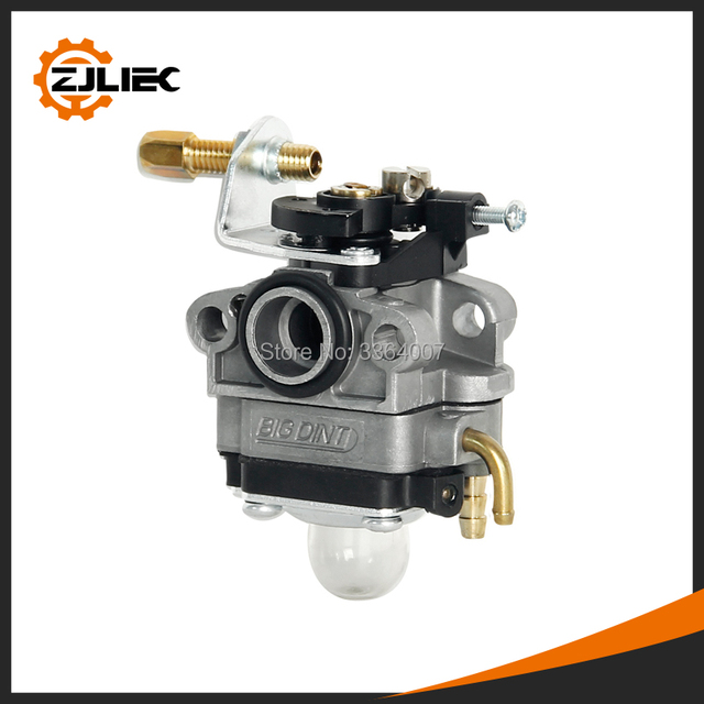 Cg139 Carburetor Fit For Honda Gx35 Brush Cutter 139 F Engine 4 Strokes Gr Trimmer