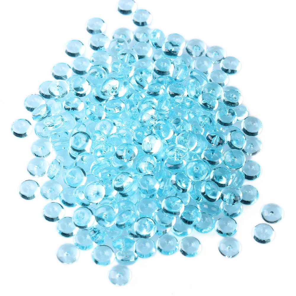 500pcs/Bag Fishbowl Beads DIY Slime Decoration 7mm Diameter For Craft Tools Home Decoration beads for slime