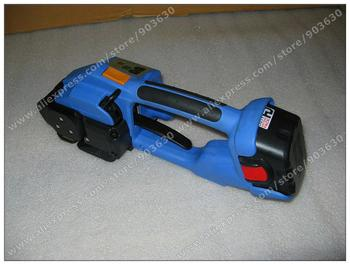 Battery Operated DD160 Combination Tools For Polypropylene Or Polyester(PET/PP) Strapping,Hand Tool,Sealless Tensioner/Sealer цена 2017