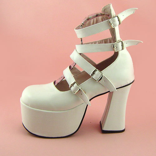 Princess sweet lolita shose Lolilloliyoyo antaina gothic shoes custom lolita female archaeus x9613 High Platform shoes
