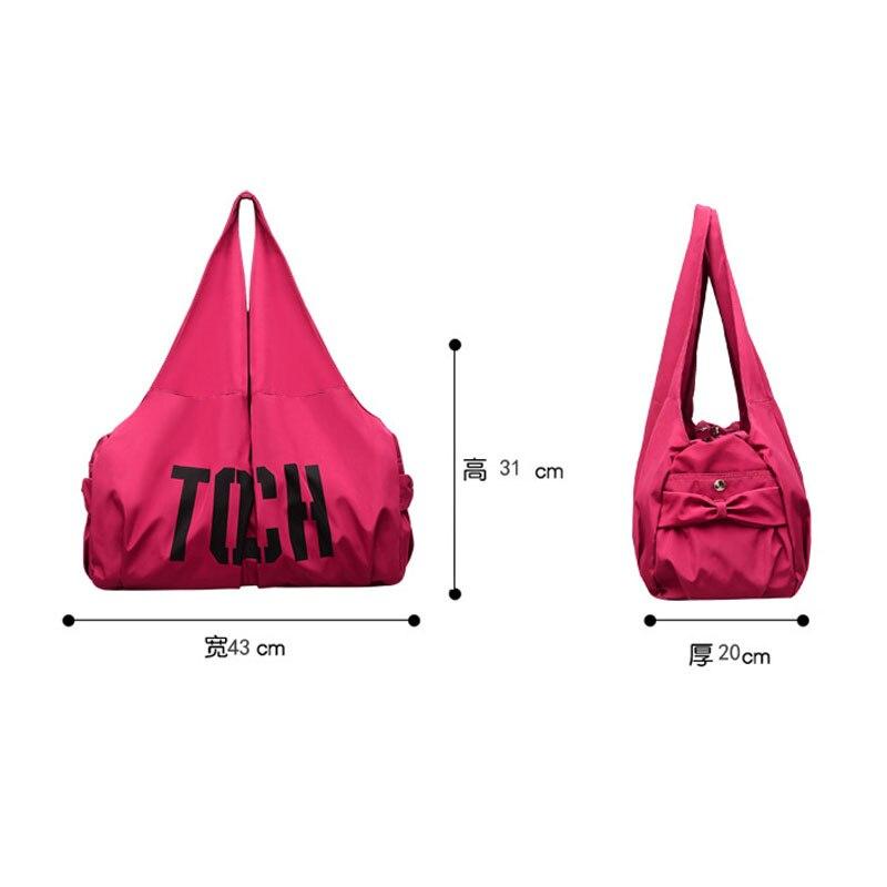 High Quality Women Handbags Waterproof Shoulder Bags Lightweight Handbags Letter Print Ladies Tote Bag Casual Zipper Beach Bags
